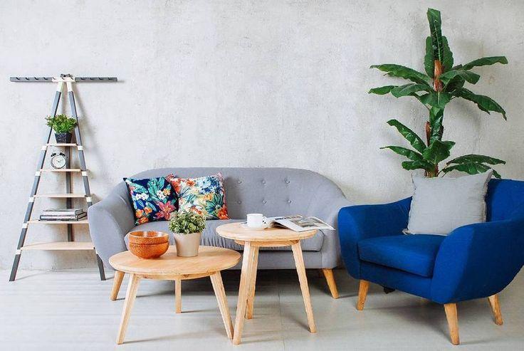 Model Sofa Minimalis Terbaru Ikea Untuk Ruang Tamu Mungil