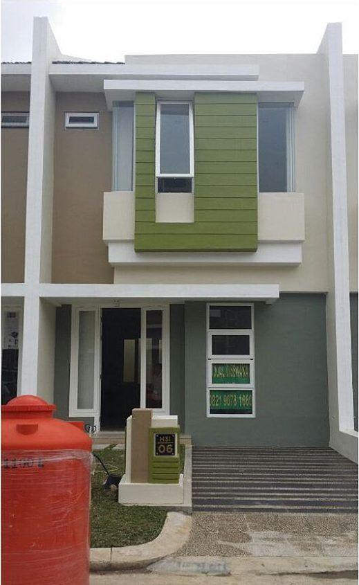 Model Rumah Minimalis 2 Lantai 10 e1470541363375