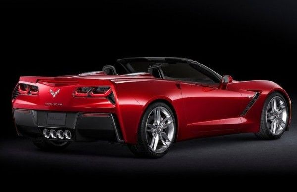 2014 Chevrolet Corvette C7 Stingray Convertible 600x387 2014 Chevrolet Corvette C7 Stingray Full Review With Images