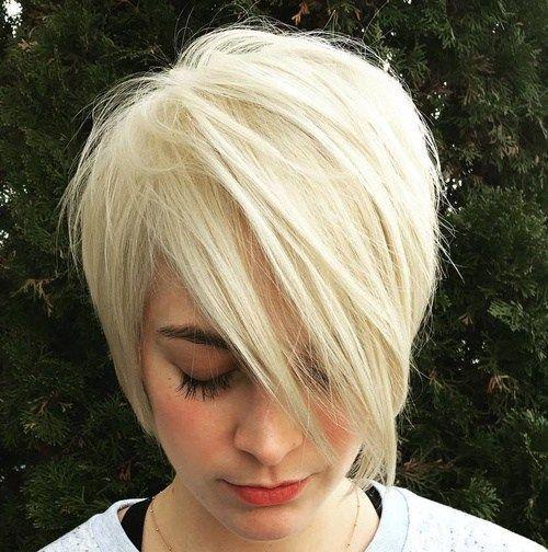 Haare kurz schneiden lassen frau