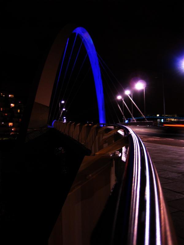 Glasgow at Night | Jonathan Capecchi