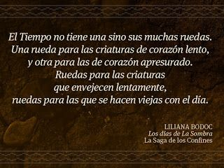 El Tiempo.... Liliana Bodoc