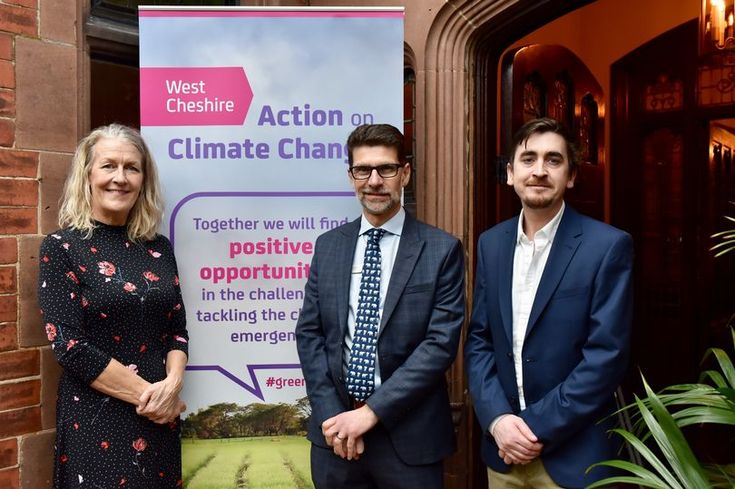 First climate emergency conference held in cheshire west