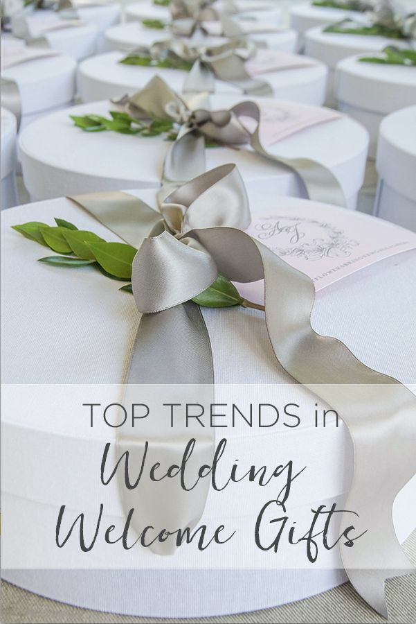 """TOP TRENDS IN WEDDING WELCOME GIFTS"" Marigold & Grey creates artisan gifts for all occasions. Wedding welcome gifts. Workshop swag. Client gifts. Corporate event gifts. Bridesmaid gifts. Groomsmen Gifts. Holiday Gifts. Order online or inquire about custom gift design. http://www.marigoldgrey.com"