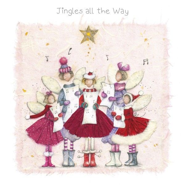 Cards » Jingles all the Way » Jingles all the Way - Berni Parker Designs