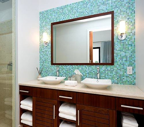 baos compartidos con dos lavabos decoracion baos bathroom homedecor
