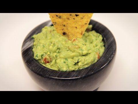 Рецепт Термомикс: Соус гуакамоле. - YouTube