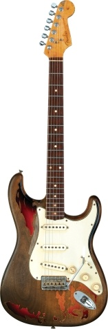 Fender Rory Gallagher Signature Stratocaster Relic