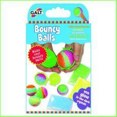 Galt Bouncy Balls Kit Green Ant Toys Online Toy Shop http://www.greenanttoys.com.au/shop-online/art-and-craft-toys-online-toy-store/craft-toys/galt-bouncy-balls-kit/