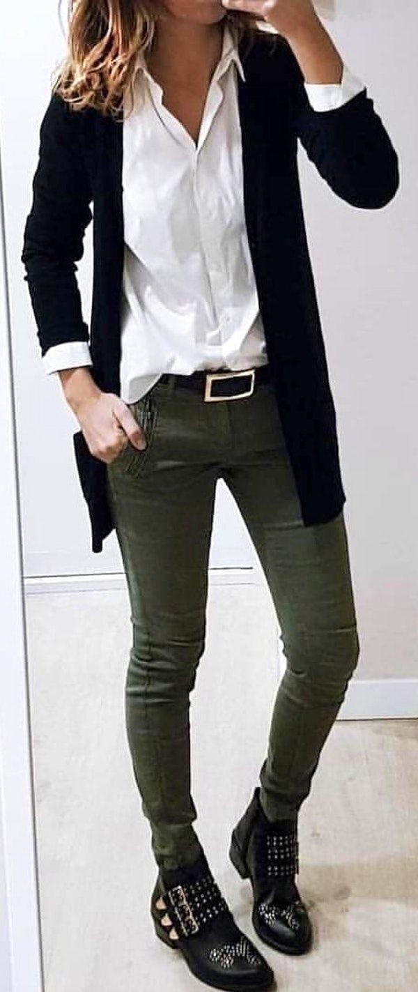 25 + ›Holen Sie sich die neuesten Herbst-Outfits Inspiration. Dies ist der erste Teil der…