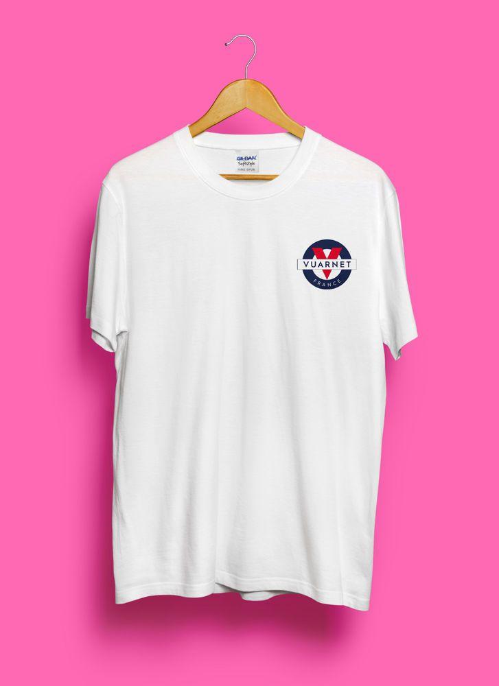 565e4f7b RARE NEW VUARNET FRANCE VINTAGE 80'S MULTI COLOR GILDAN T-Shirt Size S-2XL  #fashion #clothing #shoes #accessories #mensclothing #shirts (ebay link)