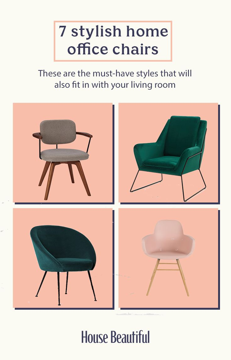13 Home Office Chairs That Balance Style Function Stylish Office Chairs Home Office Chairs Chair