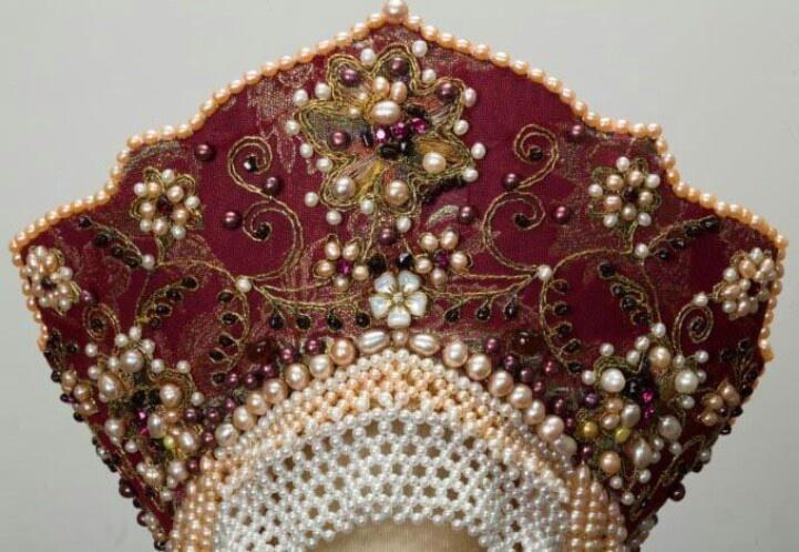 Russian pearl design