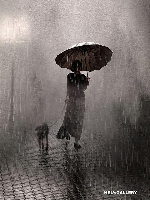La pluie, vous aimez ?