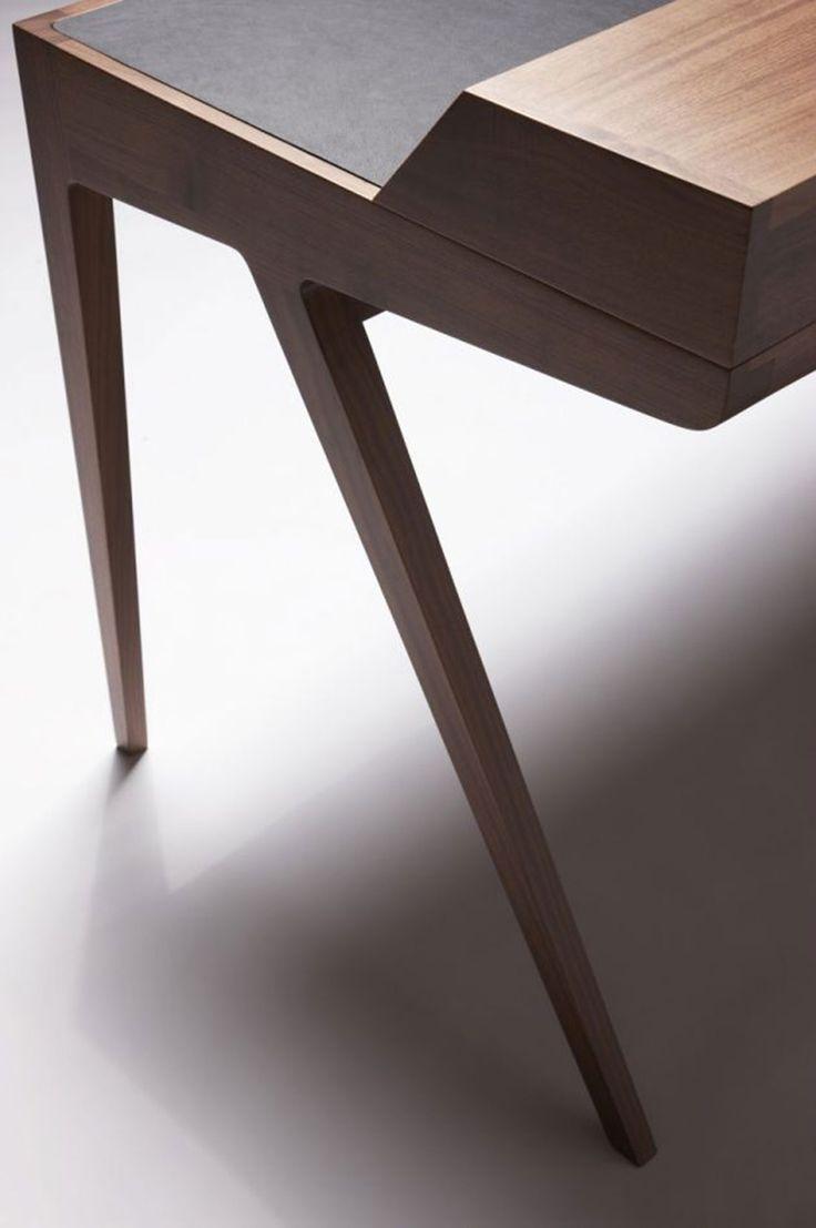 Dare Studiosection Console Wood Desk