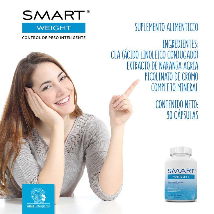 ¿Qué vas a hacer hoy por tu salud?  Alcanza tu peso ideal de manera Saludable e Inteligente con SMART WEIGHT®   No esperes más, ¡El futuro es ahora!