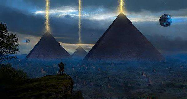 Mondo UFO: il Papiro Tulli prova delle visite di Extraterrestri in Egitto