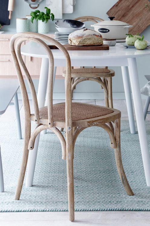 Ellos Home Bell-tuolit, 2/pakk.