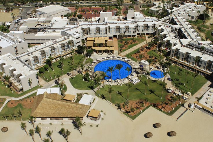 Holiday Inn Resort Los Cabos All Inclusive, San Jose Del Cabo, Aerial View