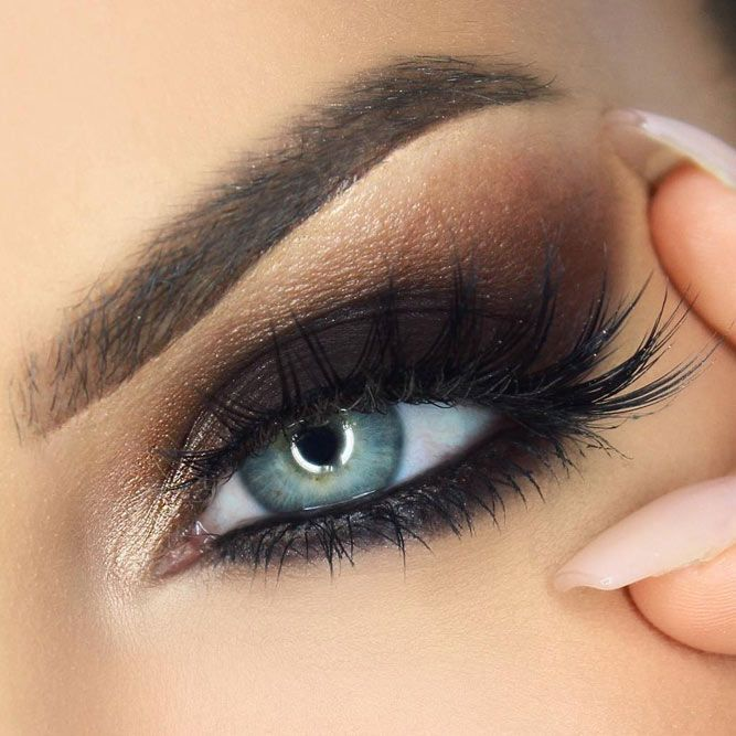 Best eyeshadow for blue eyes no eyes