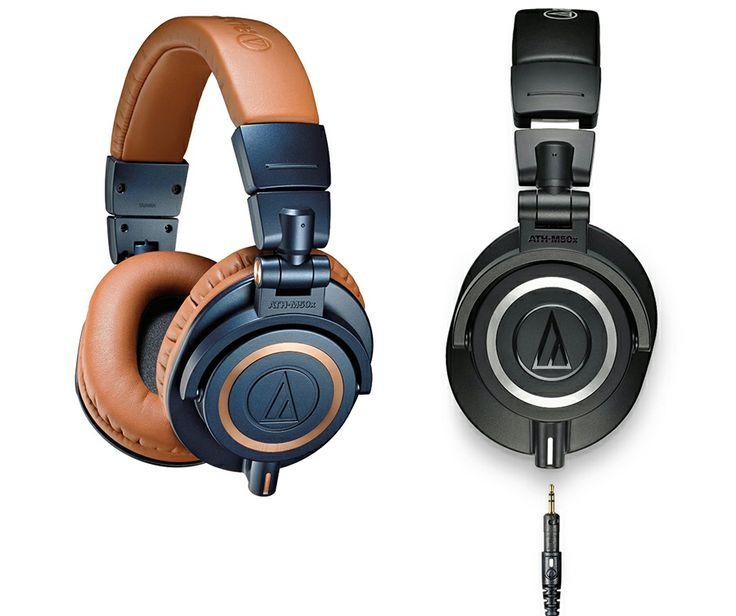 Audio Technica Ath M50x Studio Monitoring Headphones Headphones Audio Technica Electronic Products