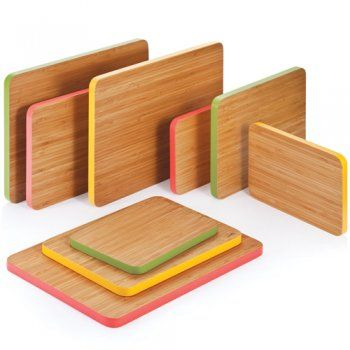 colored edge cutting boards