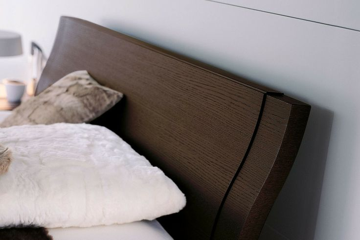 Camera da letto moderna in legno 81 - testiera letto Clio   Napol.it