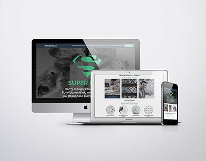 "Check out new work on my @Behance portfolio: ""Superlogo"" http://on.be.net/1N9yJTR // graphic design www //"