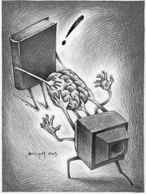 Beynimi kim kaptı?