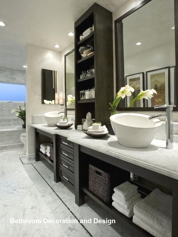 Fun Fifteen Bathroom Decor And Design Ideas 03 In 2020 Spa Bathroom Decor Gray Bathroom Decor Bathroom Design Decor