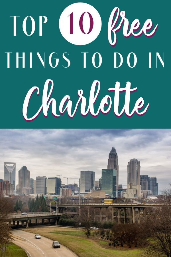 Charlotte On The Cheap >> Are You In The Charlotte Nc Area And Looking For Free Things To Do