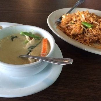 Sweet Chili Thai - Augusta, ME, United States. The best Thai food I've ever had.
