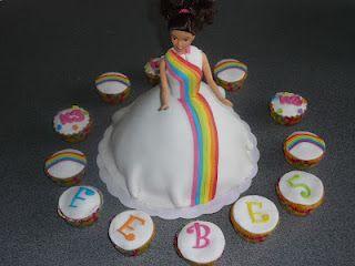 K3 (prinses)taart