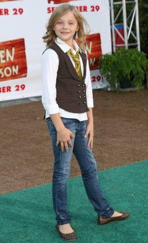 Chloe Grace Moretz 500 Days Of Summer