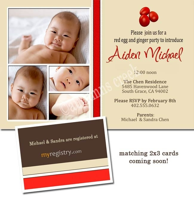 1 Year Baby Birthday Invitation Quotes: Pin By Jewels Gore On Chinese 1 Month Bday