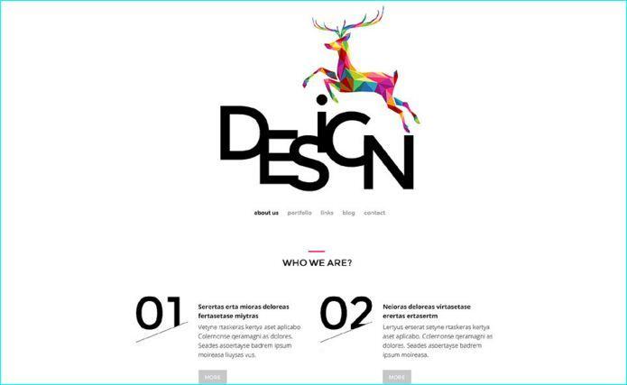 25 Stunning Free and Premium PSD Templates