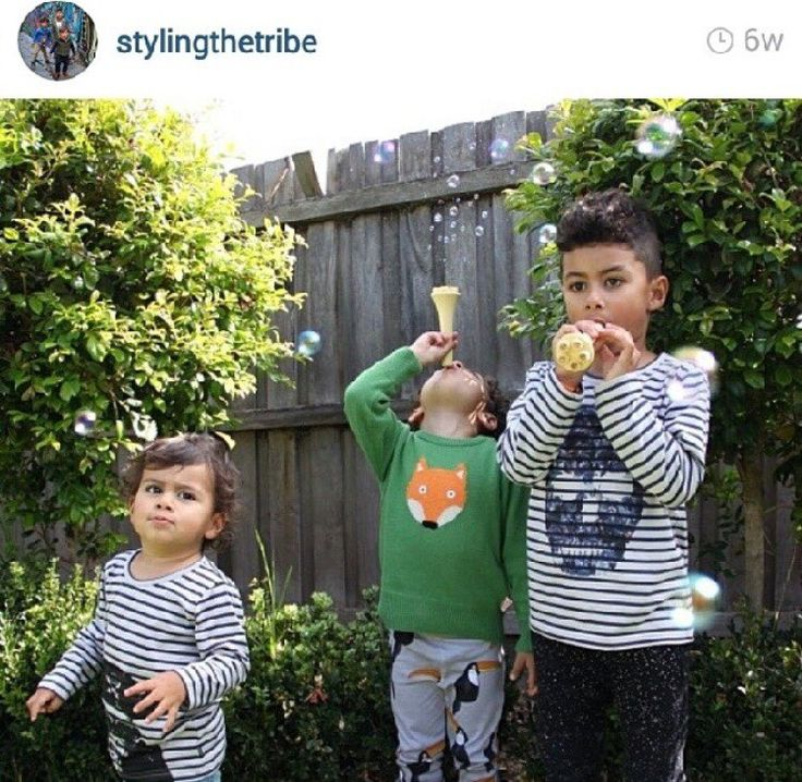 Three brothers doing some serious business // Eco-Bubbles