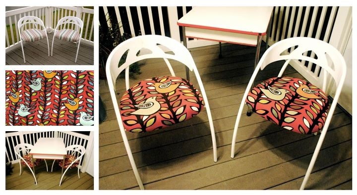 Easy Re-Upholstery :)Easy Reupholstery