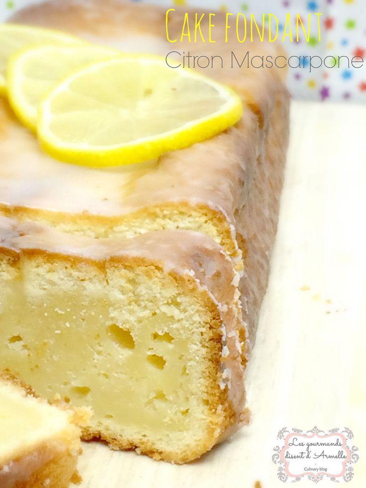 Ce cake est tout simplement fondant et suprenant. Il a fait l'unanimité auprès de mes proches, mêmes les plus réfractaires au citron. Sa texture est parfaite. J'espère simplement qu'il vous plaira aussi. En tout cas je le partage aujourd'hui avec vous......