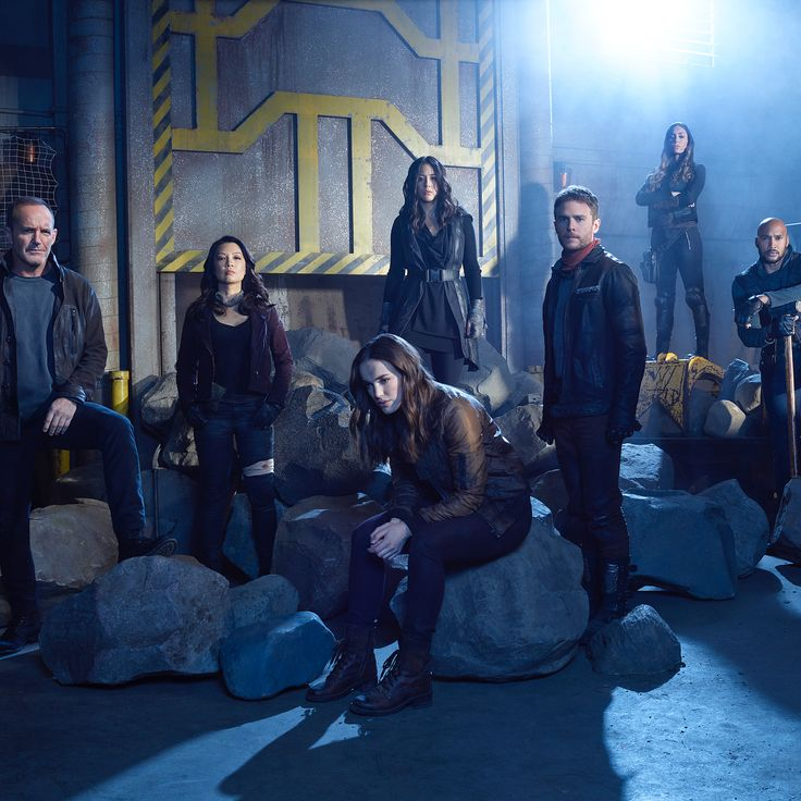 Agents of Shield - Season 5