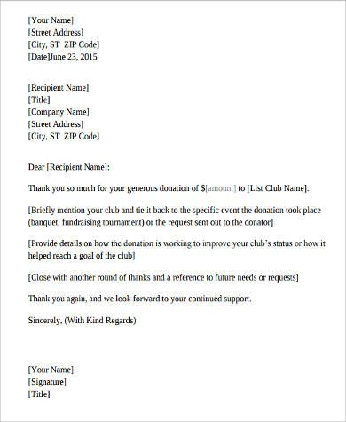 The 25+ best Donation letter template ideas on Pinterest Charity - fundraiser template free