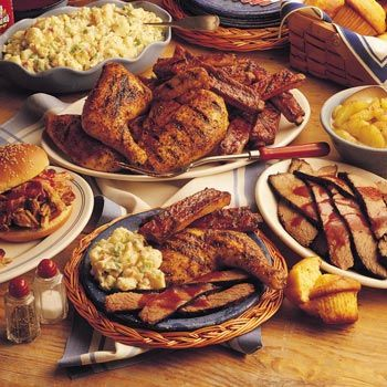 BBQ Catering Feature At Famous Daves Springfield MO