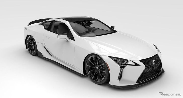 レクサスの新型ラグジュアリークーペ、レクサス『LC500』。同車のカスタマイズカーが、早くも登場する。