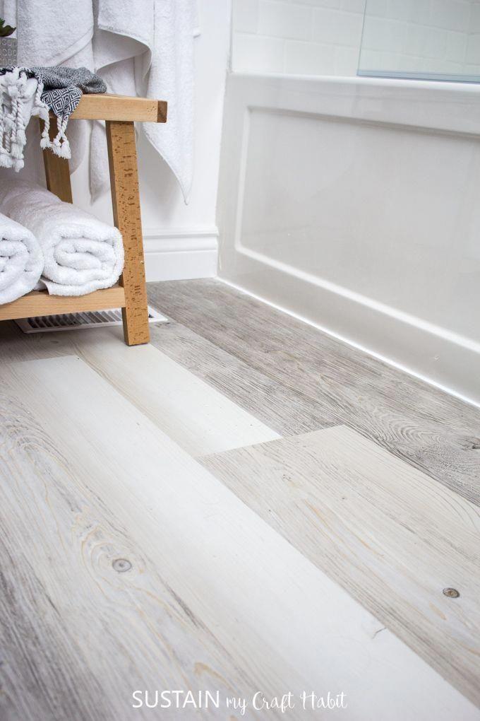 Installing Lifeproof Luxury Vinyl Plank Flooring Vinyl Plank Flooring Bathroom Vinyl Plank Flooring Vinyl Flooring Bathroom