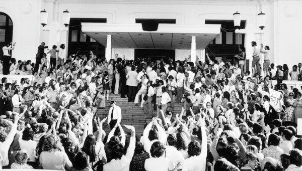 Australia witnessed one of the most turbulent times in our political history - the dismissal of the Whitlam Government in 1975