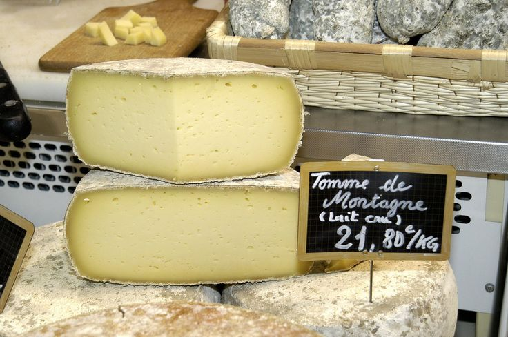 Wonderful French Cheese Creation
