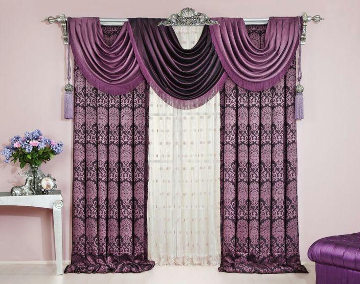 Modern Bedroom Kitchen Home 2013 Curtain Models 11