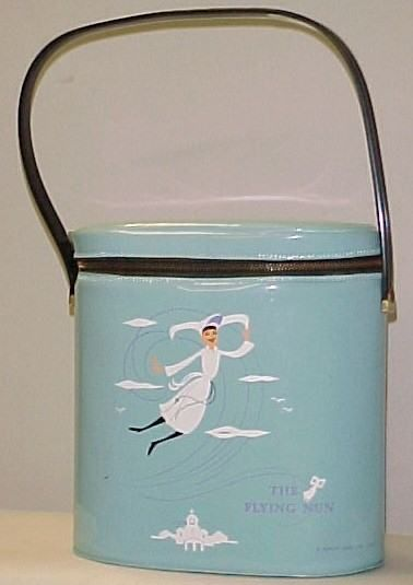 The Flying Nun Lunch Box - I used to have this one.  Loved it!  Haha