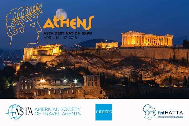 Athens ASTA Destination Expo - Ξεκινά το μεγάλο γεγονός για τον ελληνικό τουρισμό