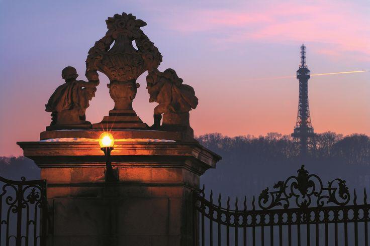 De Petrin toren, de mini versie van de Eiffeltoren in Parijs Foto: Libor Sváček ©CzechTourism www.czechtourism.com